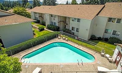 Pool, 23900 SE Stark St, 1