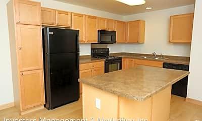 Kitchen, 705 E. Highland Drive, 1