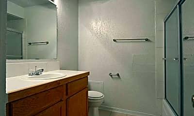 Bathroom, Hillside, 2