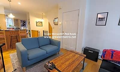 Living Room, 17 Henchman St, 1
