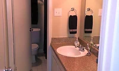 Bathroom, El Jardin, 2