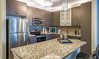 Kitchen, Mallory Square Apartments, 0
