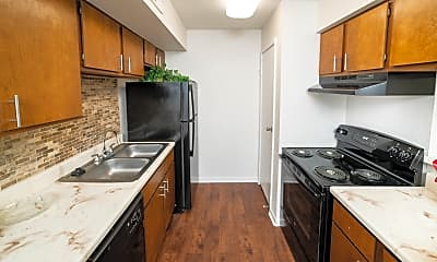 Kitchen, Venti, 2