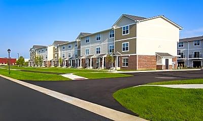 Stone Ridge Apartments & Townhomes at the Ridge, 1