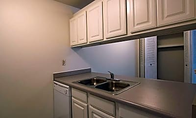 Kitchen, Countryway East, 1