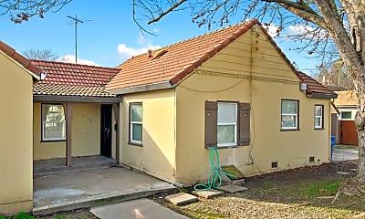 Building, 6030 Ogden Nash Way, 1