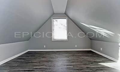 Bedroom, 1221 K St SW, 2