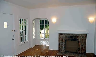 Living Room, 933 Ocean Ave, 2