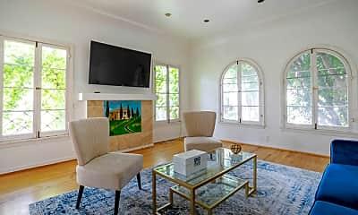 Living Room, 8812 Rangely Ave, 2
