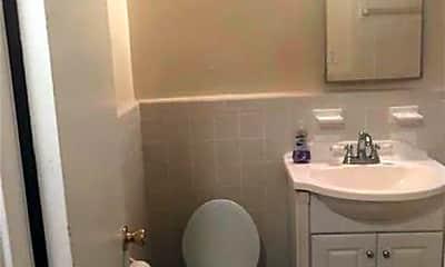 Bathroom, 2244 Bronx Park E 4E, 2