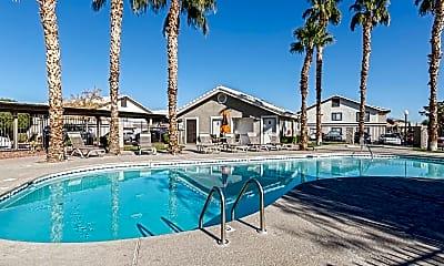 Pool, Vida Las Vegas, 0