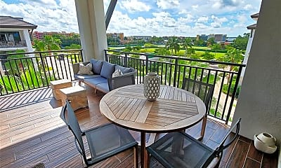 Patio / Deck, 1035 3rd Ave S 411, 1