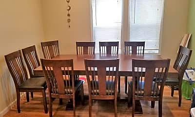 Dining Room, 78 Front St, 1