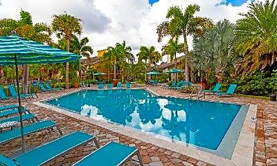 Pool, 601 Rosery Rd NE, 2
