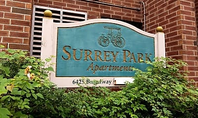 Surrey Park Apartments, 1