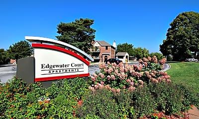 Community Signage, Edgewater Court, 0