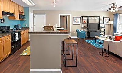 Kitchen, Smith's Landing, 0