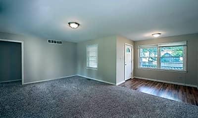 Living Room, 1527 Wyoming St, 1