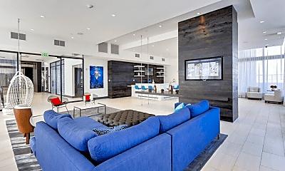 Living Room, 3639 NE 1st Ave, 2