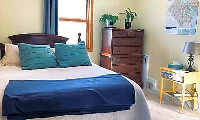 Bedroom, 802 S Orme Street, 2