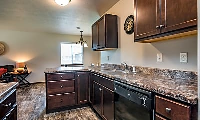 Kitchen, Heritage Townhomes, 0