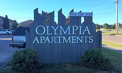 Olympia Apartments, 1