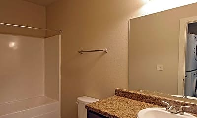 Bathroom, Reserve at Chaffee Crossing Apartments, 2