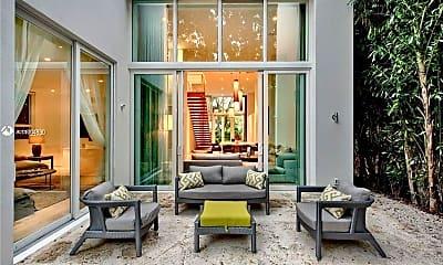 Living Room, 335 W 46th St 0, 0