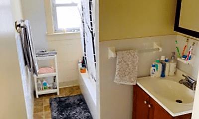 Bathroom, 20 Belmont Ave, 1