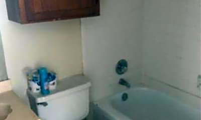 Bathroom, 9803 Walnut St B303, 2