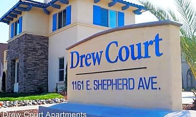 Community Signage, 1161 E Shepherd Ave, 1