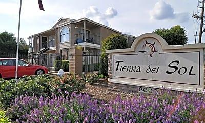 Community Signage, Tierra del Sol Apartments, 2
