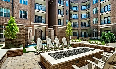 Pool, Emerson Court at Frisco Market Center, 2