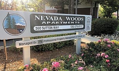 Nevada Woods, 1