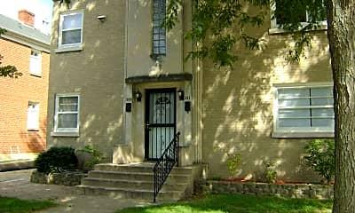 Building, 211 Carlton Terrace, 0