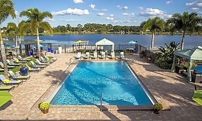 Pool, Amber Lakes, 0