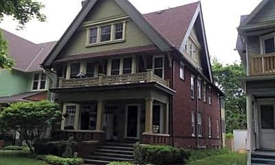 Building, 2723 N Downer Ave, 2