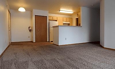 Living Room, 1110 W 4th St, 0