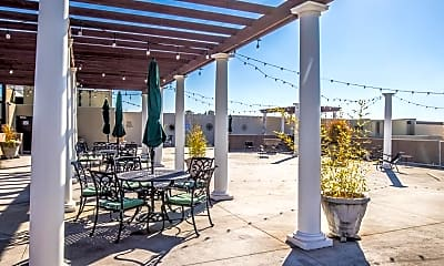 Patio / Deck, 5300 Peachtree Rd, 2