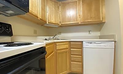 Kitchen, 1104 8th Street, 2