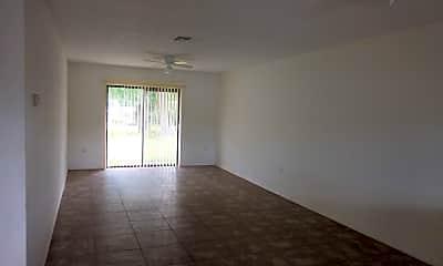 Living Room, 6330 Polk St, 1