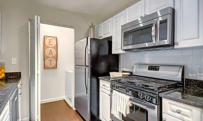 Kitchen, Ellington at Metro West, 1