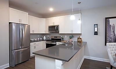 Kitchen, Birchwood Park, 1