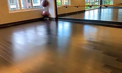 Fitness Weight Room, 700 Harbor Blvd, 2