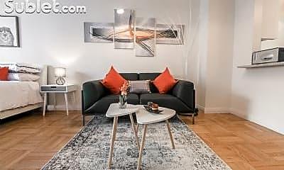 Living Room, 9-11 Park Ave, 1