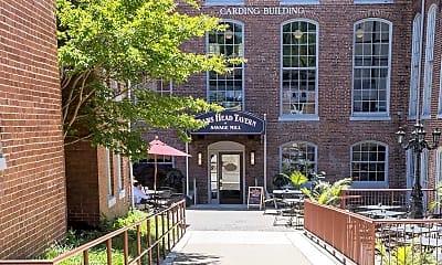 Building, Bowling Brook, 2