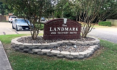 The Landmark Apartments, 1