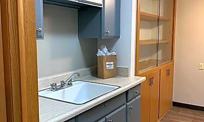 Kitchen, Bell Properties East Side, 0