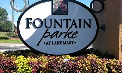 Fountain Parke Townhouses, 1