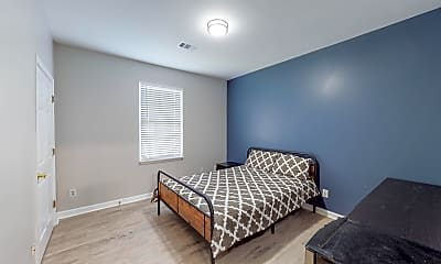 Bedroom, Room for Rent - Atlanta University Center Home, 2